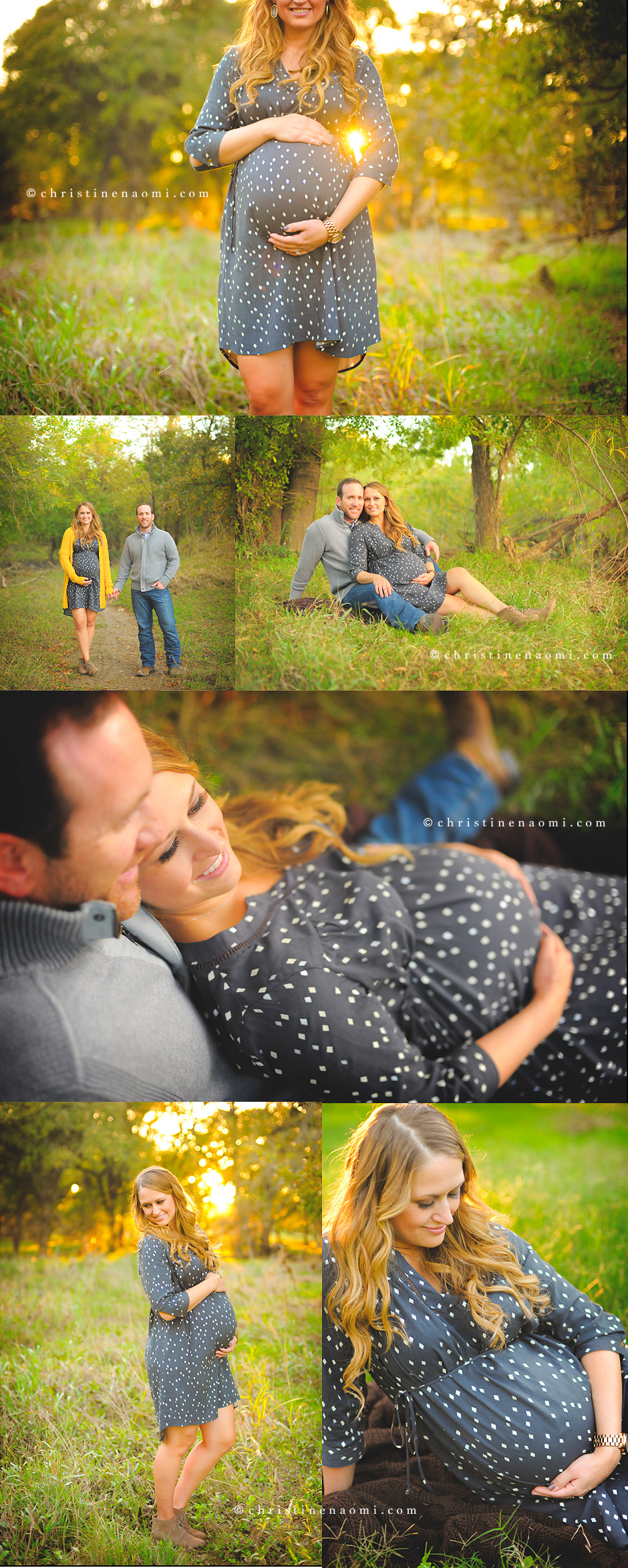 San Antonio Maternity Photographer