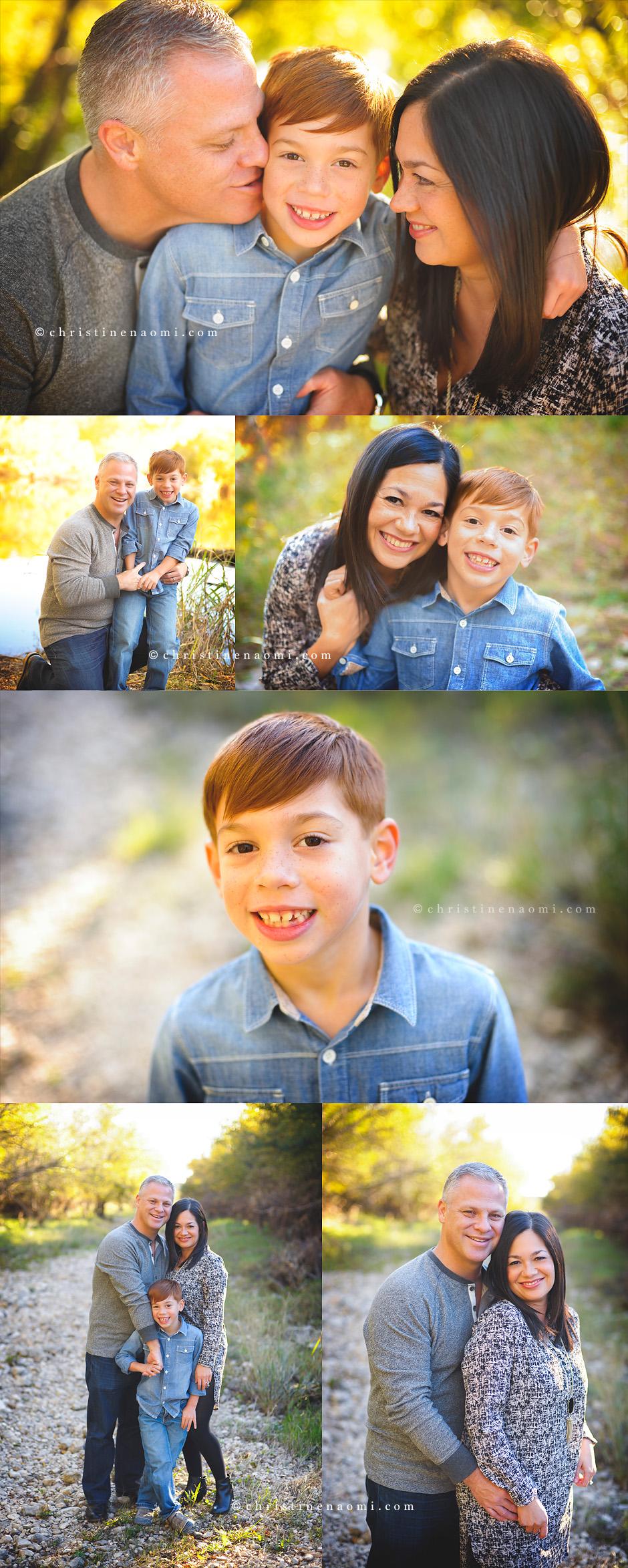 San Antonio TX Family Photos