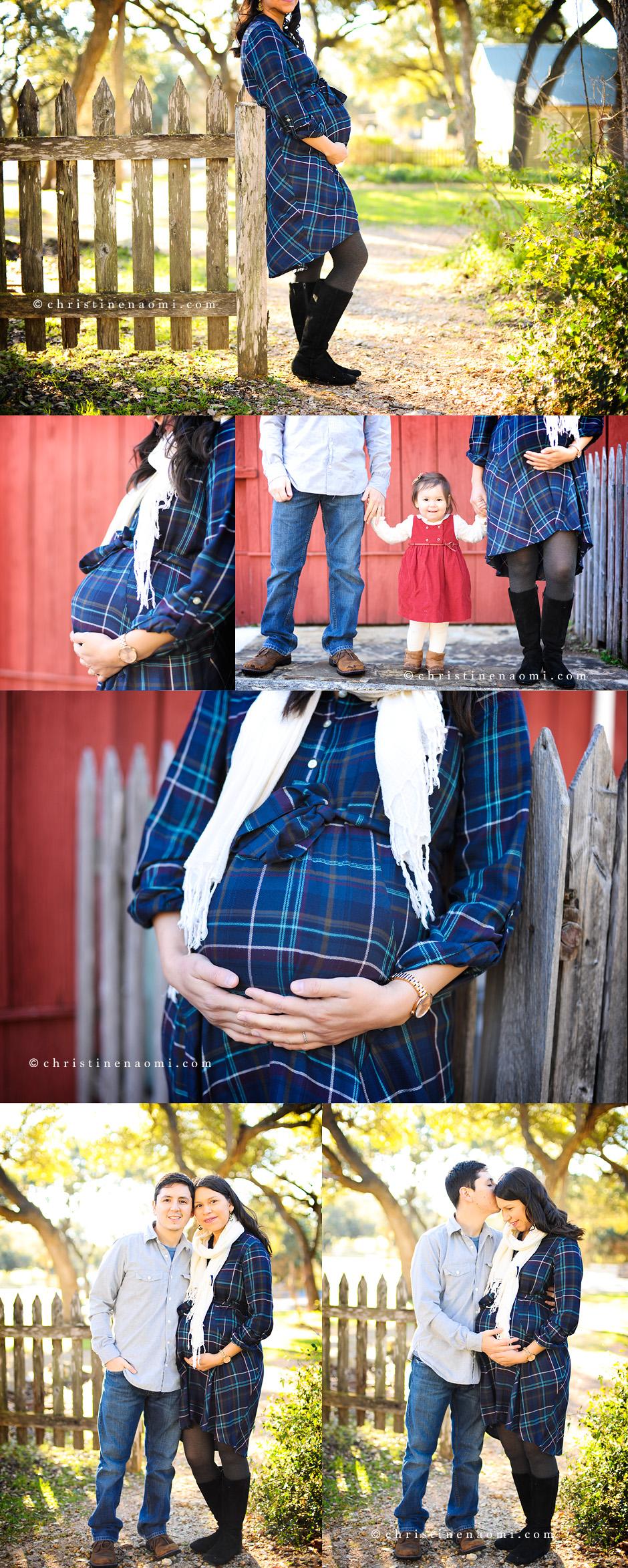 San Antonio Maternity Pictures